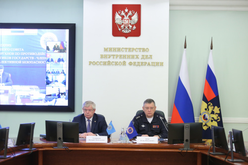 The XXII meeting of the Coordination Council of the Heads of the Competent Authorities for Countering the Illicit Drug Trafficking of the CSTO member states was held via videoconferencing